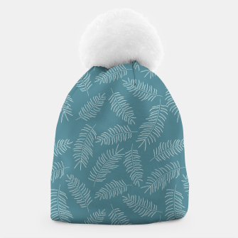 Thumbnail image of Tropical pattern 010 Beanie, Live Heroes