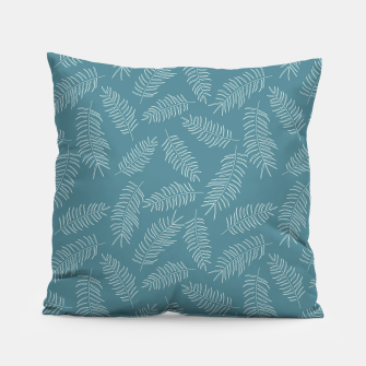 Miniatur Tropical pattern 010 Pillow, Live Heroes