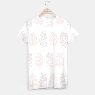 Miniatur Tropical pattern 011 T-shirt, Live Heroes