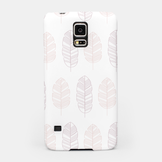 Thumbnail image of Tropical pattern 011 Samsung Case, Live Heroes