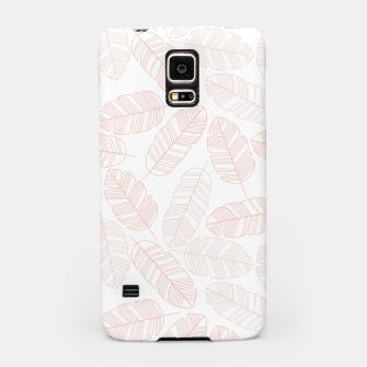 Thumbnail image of Tropical pattern 012 Samsung Case, Live Heroes
