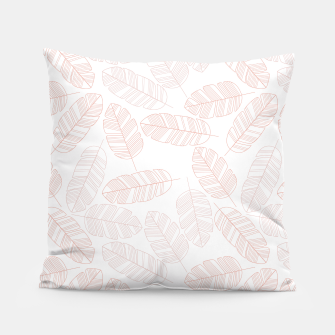 Miniatur Tropical pattern 012 Pillow, Live Heroes