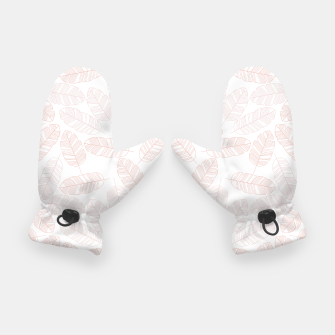 Miniatur Tropical pattern 012 Gloves, Live Heroes
