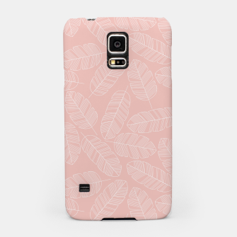Thumbnail image of Tropical pattern 013 Samsung Case, Live Heroes