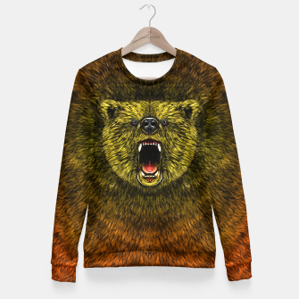 Thumbnail image of Bear Fitted Waist Sweater, Live Heroes