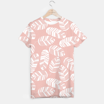 Miniatur Tropical pattern 014 T-shirt, Live Heroes