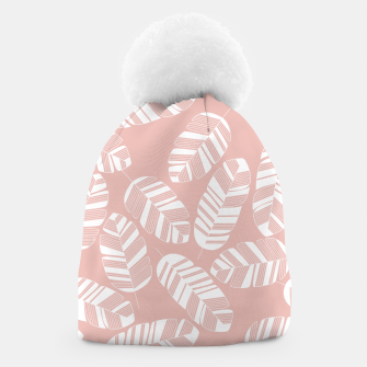 Thumbnail image of Tropical pattern 014 Beanie, Live Heroes