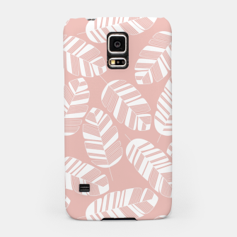 Thumbnail image of Tropical pattern 014 Samsung Case, Live Heroes