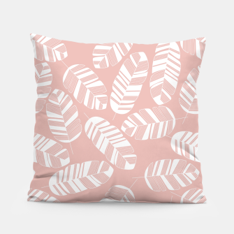 Miniatur Tropical pattern 014 Pillow, Live Heroes