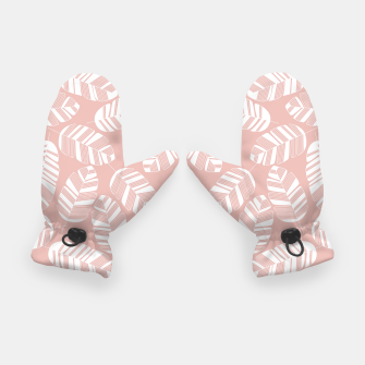 Miniatur Tropical pattern 014 Gloves, Live Heroes