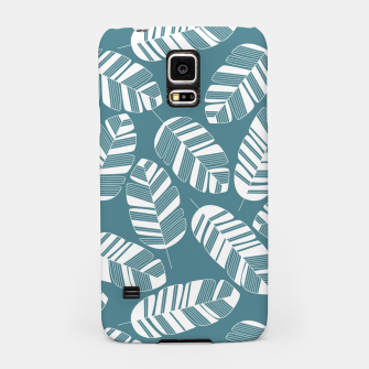 Thumbnail image of Tropical pattern 015 Samsung Case, Live Heroes