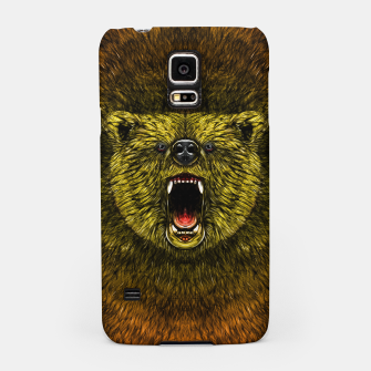 Thumbnail image of Bear Samsung Case, Live Heroes