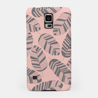 Thumbnail image of Tropical pattern 016 Samsung Case, Live Heroes