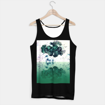 Imagen en miniatura de Negative Flower Tank Top regular, Live Heroes