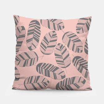 Miniatur Tropical pattern 016 Pillow, Live Heroes