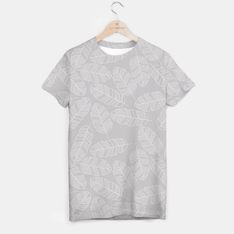 Miniatur Tropical pattern 017 T-shirt, Live Heroes