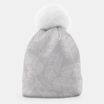 Thumbnail image of Tropical pattern 017 Beanie, Live Heroes