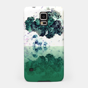 Thumbnail image of Negative Flower Samsung Case, Live Heroes