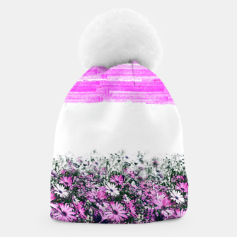 Thumbnail image of pink Beanie, Live Heroes