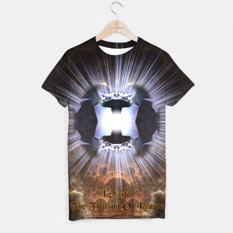 Thumbnail image of I Master - The Twilight Of Reason T-shirt, Live Heroes