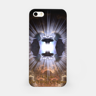 Thumbnail image of I Master - The Twilight Of Reason iPhone Case, Live Heroes