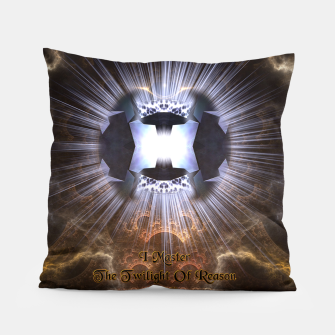 Thumbnail image of I Master - The Twilight Of Reason Pillow, Live Heroes