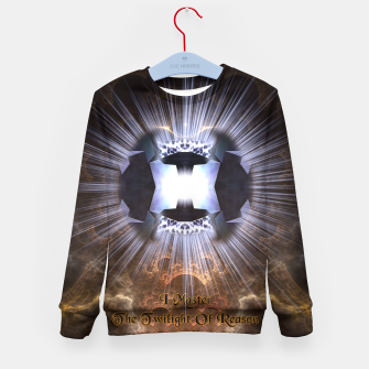 Thumbnail image of I Master - The Twilight Of Reason Kid's Sweater, Live Heroes