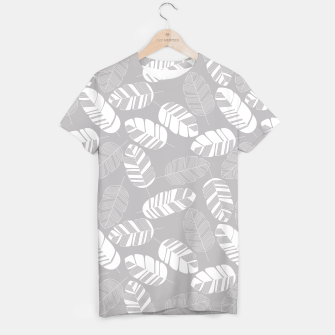 Miniatur Tropical pattern 018 T-shirt, Live Heroes
