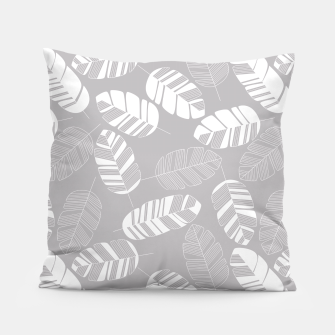 Miniatur Tropical pattern 018 Pillow, Live Heroes