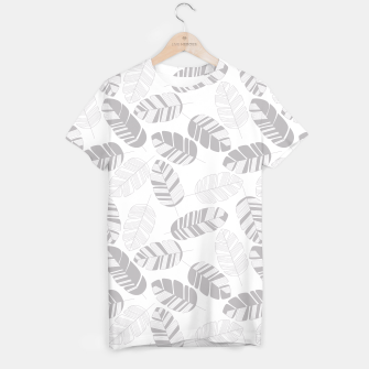 Miniatur Tropical pattern 019 T-shirt, Live Heroes