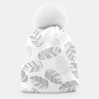 Thumbnail image of Tropical pattern 019 Beanie, Live Heroes