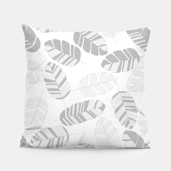 Miniatur Tropical pattern 019 Pillow, Live Heroes