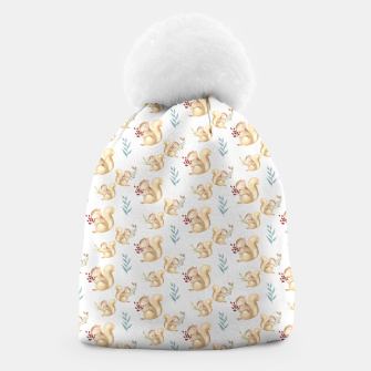 Thumbnail image of love squirrels  Beanie, Live Heroes