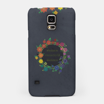 Thumbnail image of Revolution Samsung Case, Live Heroes
