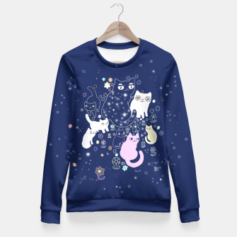 Miniatur Catyway Fitted Waist Sweater, Live Heroes
