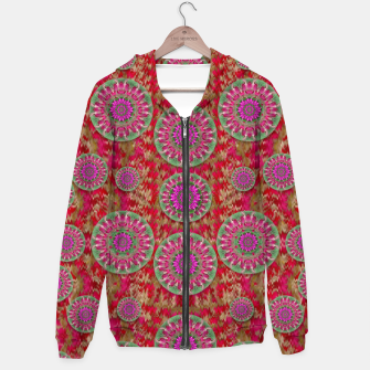 Miniatur Hearts can also be flowers such as bleeding hearts pop art Hoodie, Live Heroes