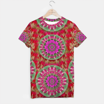 Miniatur Hearts can also be flowers such as bleeding hearts pop art T-shirt, Live Heroes