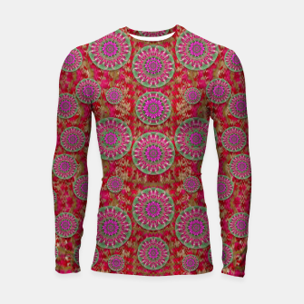 Miniatur Hearts can also be flowers such as bleeding hearts pop art Longsleeve Rashguard , Live Heroes