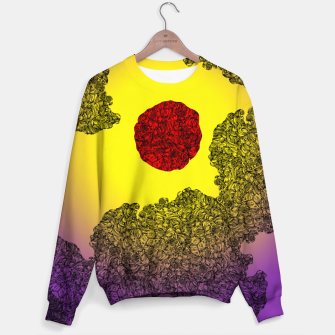 Thumbnail image of Red Sun Sweater, Live Heroes