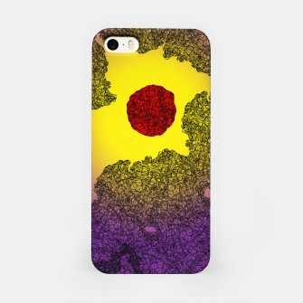 Thumbnail image of Red Sun iPhone Case, Live Heroes