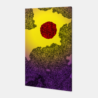 Thumbnail image of Red Sun Canvas, Live Heroes