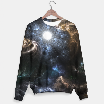 Thumbnail image of Realm Of Fractal Chaos CRTXR Sweater, Live Heroes