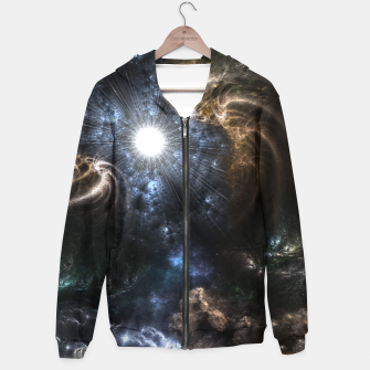Thumbnail image of Realm Of Fractal Chaos CRTXR Hoodie, Live Heroes