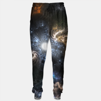 Thumbnail image of Realm Of Fractal Chaos CRTXR Sweatpants, Live Heroes