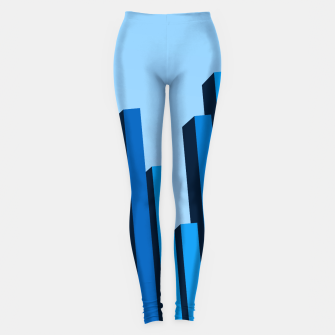 Imagen en miniatura de Blue Buildings Leggings, Live Heroes