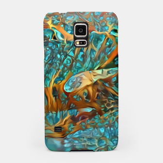 Miniature de image de Golden Locks Samsung Case, Live Heroes