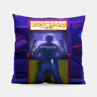 Thumbnail image of Are you Ready ?! pillow, Live Heroes