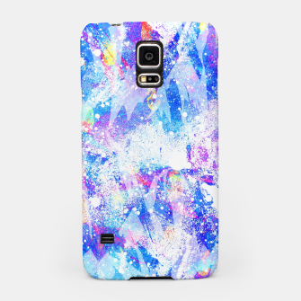 Miniature de image de Abstract Blues Samsung Case, Live Heroes