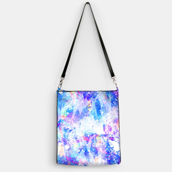 Imagen en miniatura de Abstract Blues Handbag, Live Heroes
