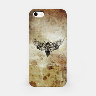 Miniature de image de Moth iPhone Case, Live Heroes